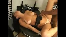 Garota top dando a buceta
