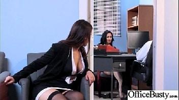 As secretarias gostosas dando para o chefe