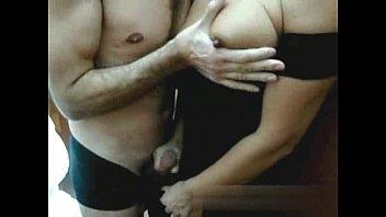 Casada filmada pelo marido fazendo uma suruba gostosa