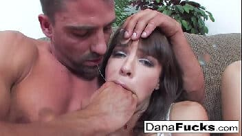 Dana dearmond fazendo cena de sexo anal quente