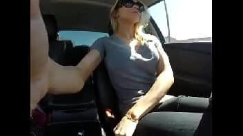 Videos de masturbação no carro